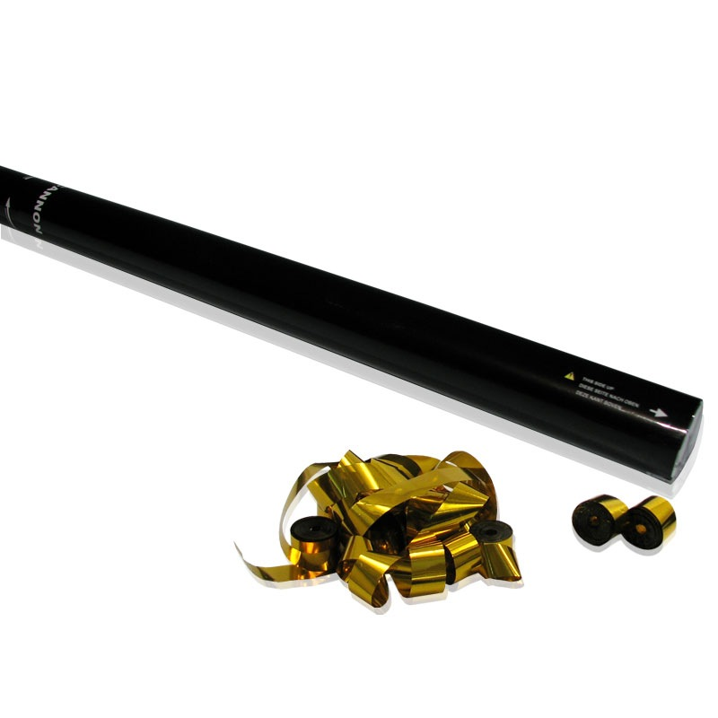 50cm Dunkelblau Handheld-streamer Aggressiv Showtec Konfetti-handkanone